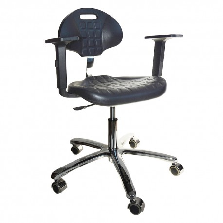 Laboratory Polyurethane chair