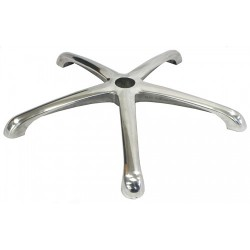 Replacement 5 star shape Aluminium Base of Chair
