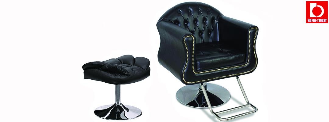 Base for armchair