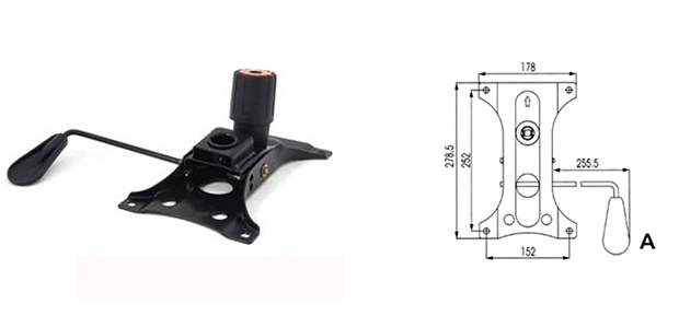 Replacement Chair Tilt Mechanism
