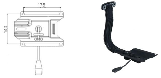 Механизъм за офис стол